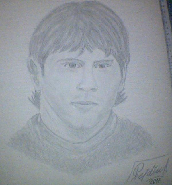 Lionel Messi por AngelOfDeath